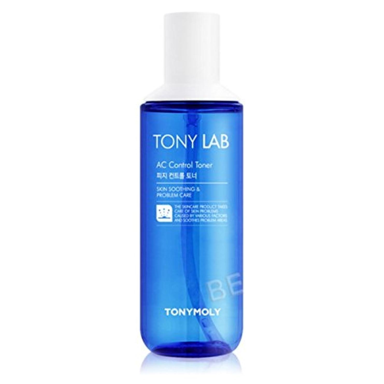 連隊機動不毛の(3 Pack) TONYMOLY Tony Lab AC Control Toner (並行輸入品)