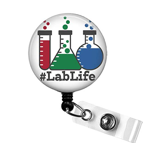 Best laboratory badge for 2021