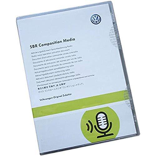 Original VW Software Upgrade Sprachbedienung (Composition Media) Nachrüstung Volkswagen 5G0054802