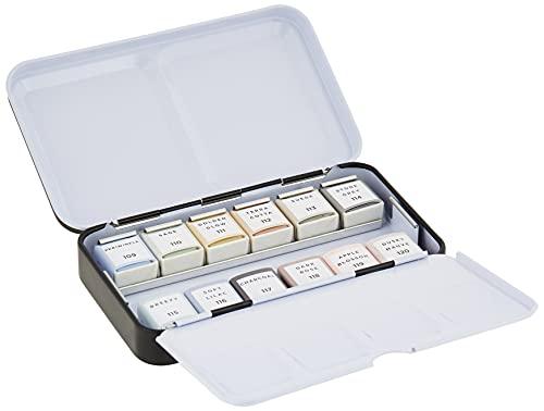Prima Marketing Prima Confections Watercolor Pans 12/Pkg-Vintage Pastel