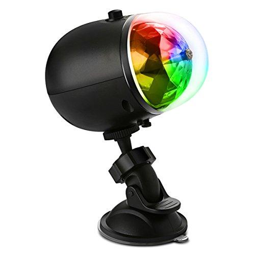 TTAototech Mini Lampe USB Lampe de Secours /à Del de Nuit avec Carte de Poche 5 unit/és