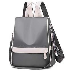 MOCA 12.6 inch Girls & Women Backpack (D480947_Beige)