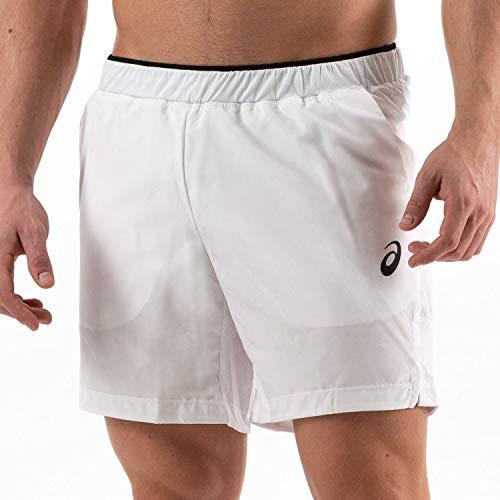 ASICS Club M 7In Short Pantalón Corto, Hombre, Brilliant...