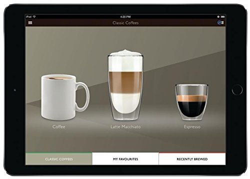 granbaristo app interface