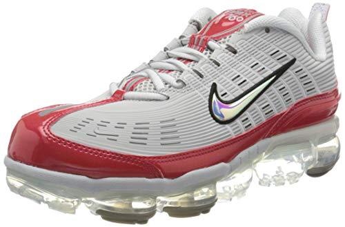 Nike Air Vapormax 360, Zapatillas para Correr Hombre, Gran Gris/Gris De Partículas Blanca, 42 EU