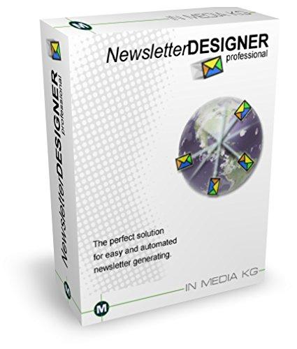 In Media Kg NewsletterDesigner