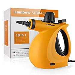 Lambow Handheld Pressurized 9 in 1 Steamer