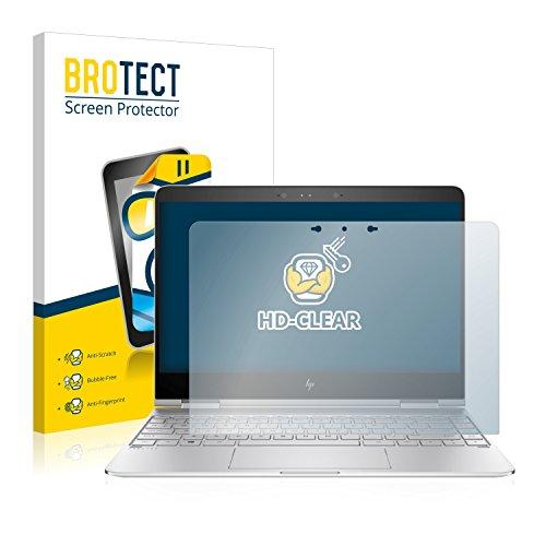 brotect Pellicola Protettiva Compatibile con HP Spectre x360 13-ac030ng Pellicola Trasparente Anti-Impronte