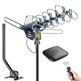 Best Outdoor Antenna For Rural Areas - PBD Outdoor Digital HD TV Antenna 150 Miles Review