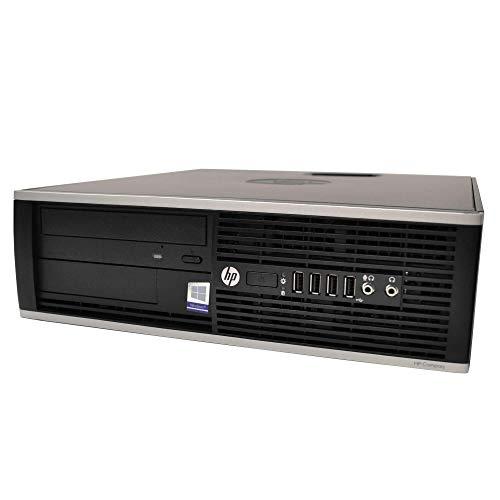 Ordinateur de Bureau HP Elite 8300 2018 SFF Intel Core i7-3770 - 5
