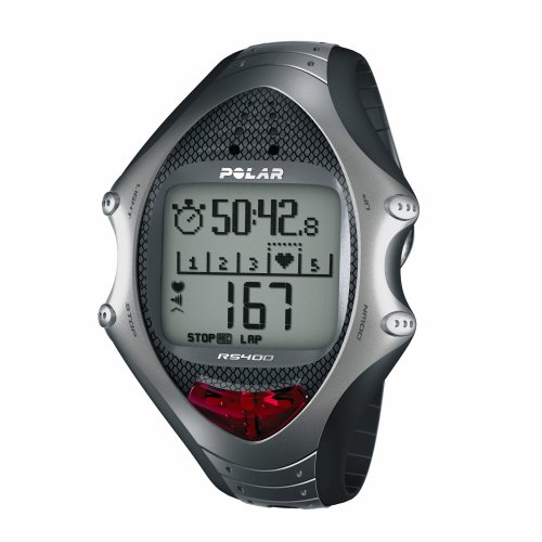 Find Discount POLAR RS400 Heart Rate Monitor - One