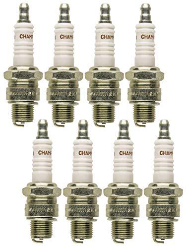 Champion QL77JC4 (828M) Pack of 8 Spark Plugs