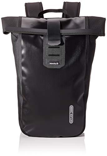 Ortlieb Unisex-Adult Velocity Rucksäcke, schwarz 23 l, One Size
