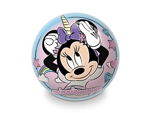 Unice Toys S2411669 Pelota Minnie Mouse, 230 Mm