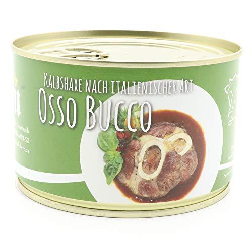 "Diem ""Osso Buco"" / Kalbshaxenscheibe Dose 400g"