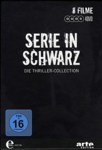 Serie in Schwarz - Box (4 DVDs)