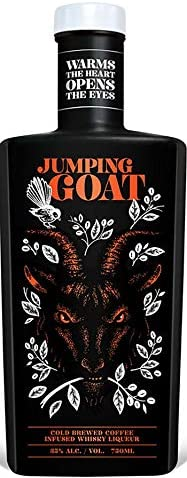 Jumping Goat Cold Brewed Coffee Infused Whisky Liqueur 700mL