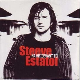 Steeve Estatof - Ma Vie Devant toi - cds - PROMOTIONAL ITEM - 828766785821