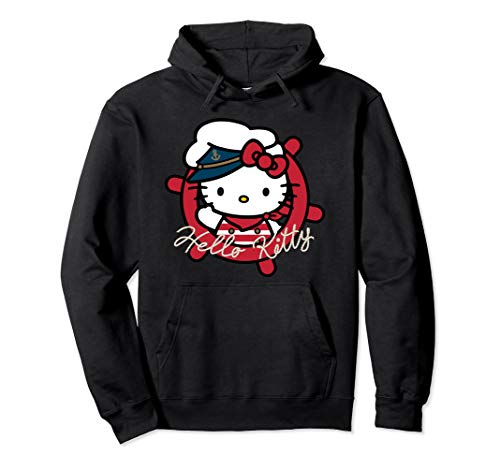 Hello Kitty Nautical Sailor Hoodie