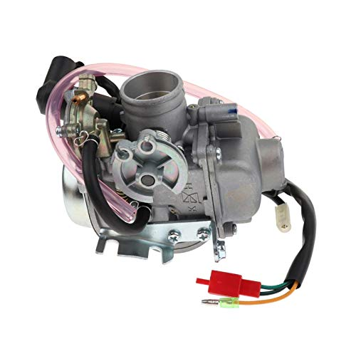 CSQIANG PD30J Accesorios del carburador para CFMOTO CF250 GY6 250cc-electric Choke