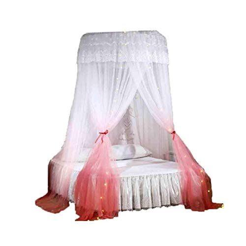 Qazxsw mosquito net or Single to King Size Beds Easy to Install Mosquito Net