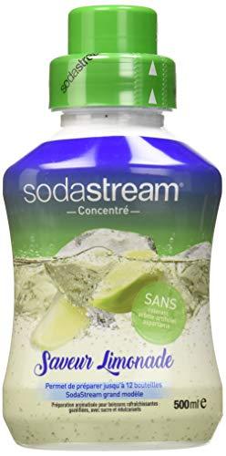 Sodastream Concentré Saveur Limonade 500ml