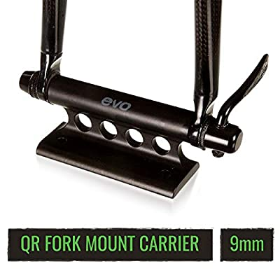 evo Bike Fork Mount with Alloy Quick Release