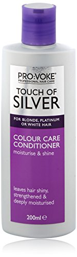 PRO:VOKE Touch of Silver Après-shampooing Colour Care 200 ml