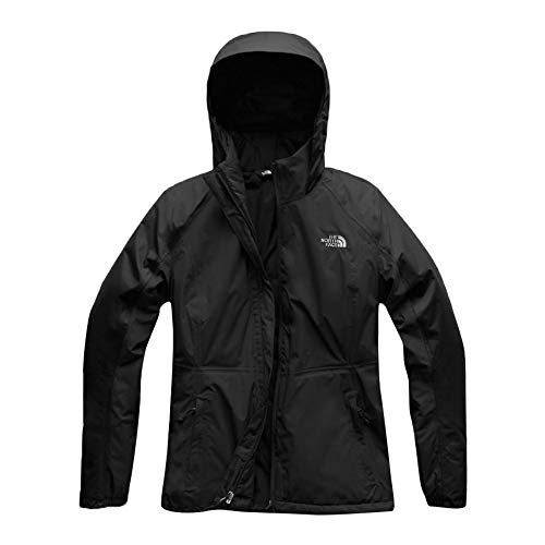 The North Face Women's Resolve Insulated Jacket - TNF Black & TNF Black - M