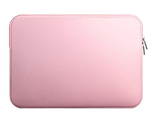 YipGrace Schutzhülle für Laptops mit einer Bildschirmdiagonale von (11-15,6 Zoll) Pink
