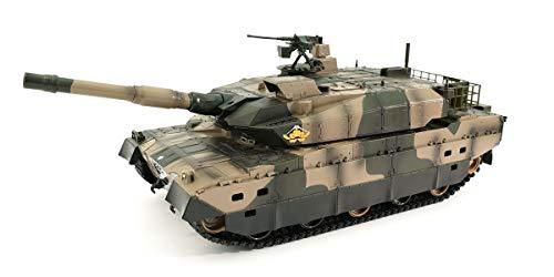 キョウショウ エッグ R/C BB弾バトルタンク ウェザリング仕様 陸上自衛隊10式戦車TW006