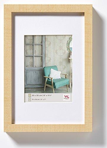 walther design EA030H Stockholm Holzrahmen, 20x30 cm, natur