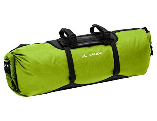 VAUDE Trailfront Sporttasche, 65 cm, 19L, Black/Green