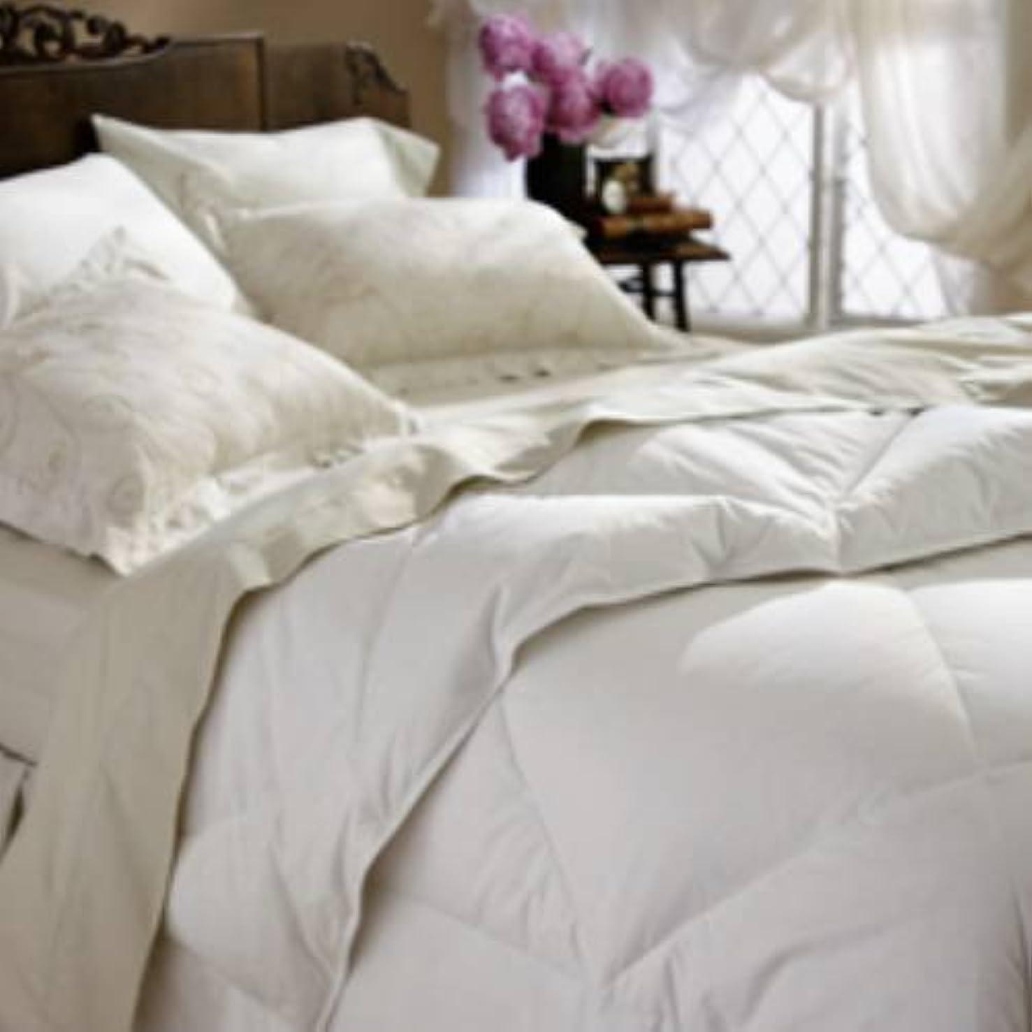 かかわらず政令リネンRestful Nights 48473 All-Natural Down Comforter - King