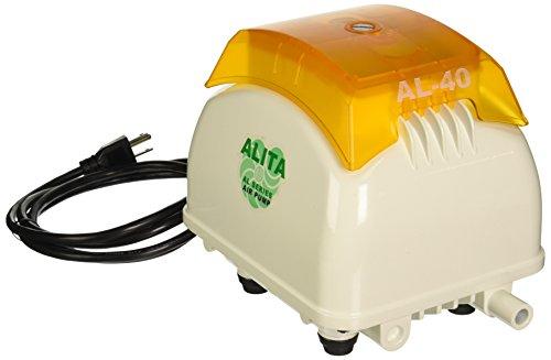 ALITA INDUSTRIES Air Pump, 40 LPM