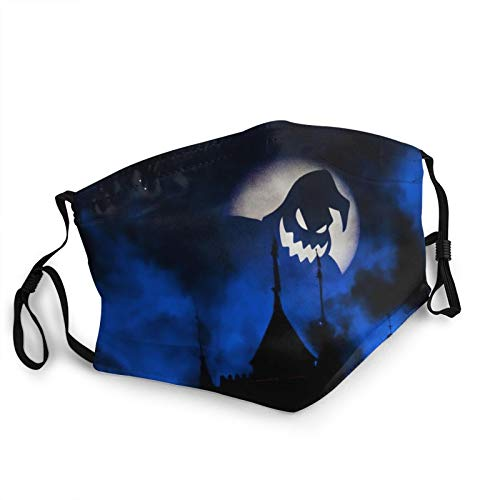 Oo-Gie Boo-Gie Adjustable Face Cover Reusable Anti-Dust Mouth Protector Adult Balaclava Bandana Headwear for Fishing Men Women