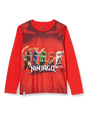 LEGO Jungen Ninjago Longsleeve T-Shirt, 349, 122