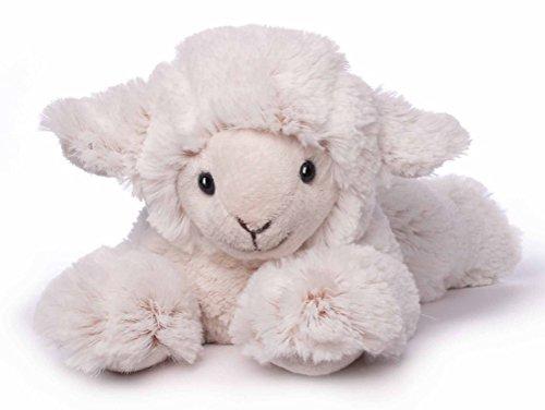 Inware 5922 - Peluche Mouton Beo, couché, crème, 28 cm