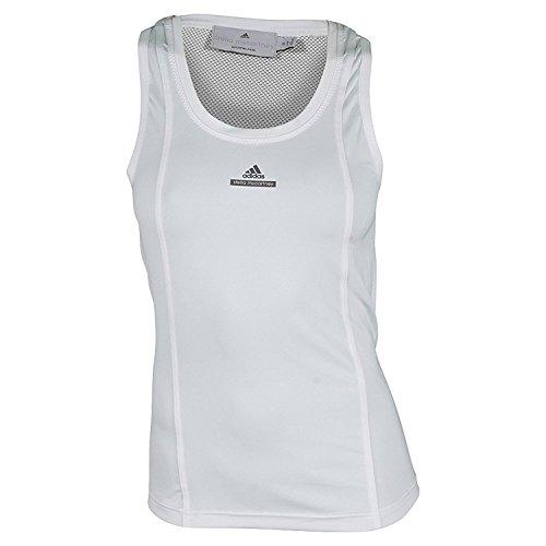 adidas Stella McCartney camiseta de mujer vestido Core blanco ap4134 -  Blanco -