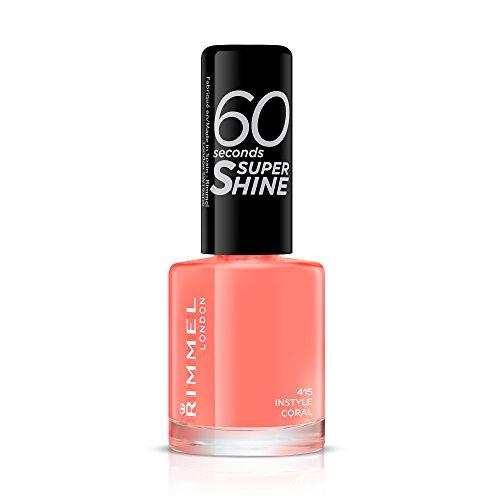 Rimmel London 60Secons Super Shine Nagellack, 8ml