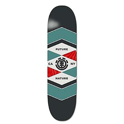 """Element Skateboard Deck Bisect 7.6"""" Skate Deck"""