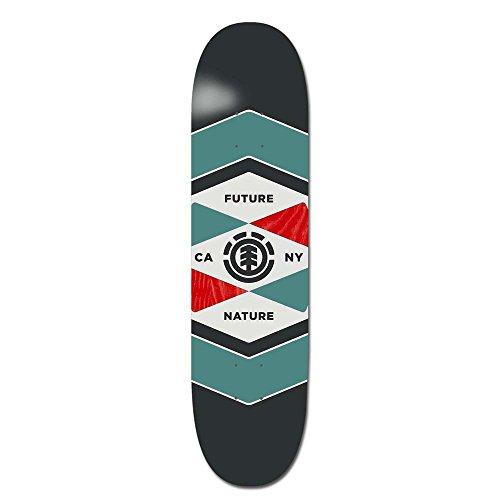 Element Skateboard Deck Bisect 7.6