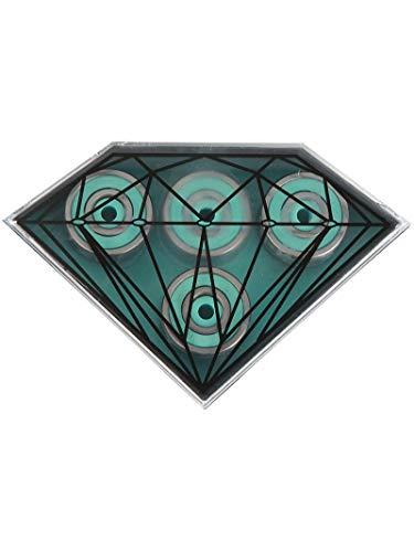 Roulements De Skateboard Diamond Supply Co Diamond Smoke Rings Diamond Bleu (Default , Bleu)