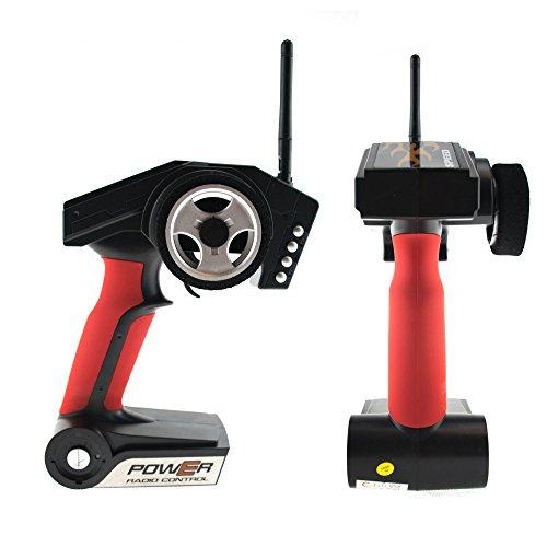 RC Auto kaufen Buggy Bild 3: efaso WL Toys A959-B Zusatzakku - schneller RC Buggy 70 km/h schnell, wendig, voll digital proportional - 2.4 GHz RC Auto mit Allradantrieb - Maßstab 1:18, hoher Fun Faktor*