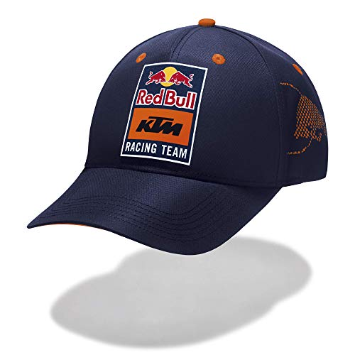 Red Bull KTM Laser Cut Gorra, Unisexo Talla única - Original Merchandise