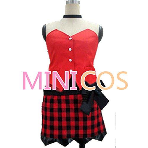 『【女性Lサイズ】コスプレ衣装 プリティーリズム 高峰 みおん 風 【MINICOS】』のトップ画像