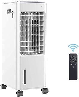 Qianduoduo888 Climatizador Evaporativo,Aire Acondicionado Móvil Gran Capacidad De Enfriamiento Mejora La Calidad del Aire Modos & Velocidades Graduables(Color:Control Remoto)