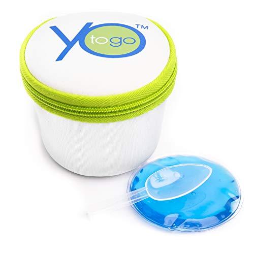 YoToGo Joghurt-Kühlbox, Weiß