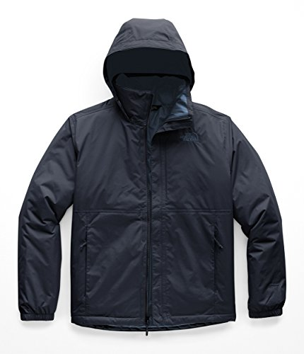The North Face Men's Resolve Insulated Jacket- Urban Navy - S