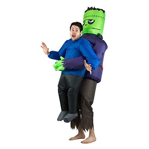 Bodysocks® Disfraz Hinchable de Frankenstein Adulto